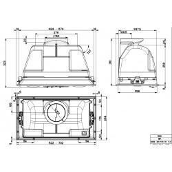 Вытяжка Faber INCA PLUS HIP X A52