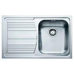 Кухонная мойка Franke LOGICA LINE LLX 611-79 полированный, левосторонняя