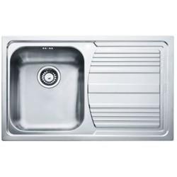 Кухонная мойка Franke LOGICA LINE LLX 611-79 полированная, правосторонняя
