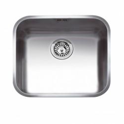 Кухонная мойка Franke GAX 110-45 полированная