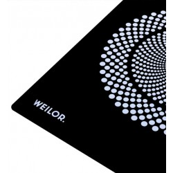 Варочная поверхность WEILOR WHC 661 BLACK