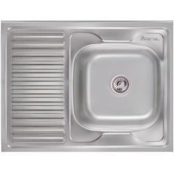 Кухонная мойка Imperial 5080 правая полированная