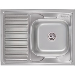 Кухонная мойка Imperial 5080 правая матовая