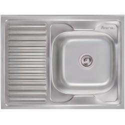 Кухонная мойка Imperial 6080 декор правая