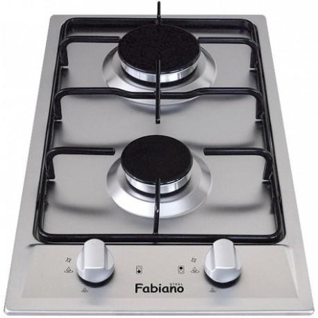 Варочная поверхность Fabiano FHG 13-2 VGH Inox