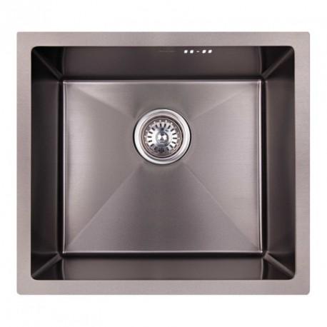 Кухонная мойка Imperial D4843BL PVD black