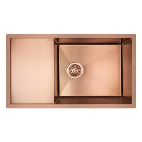 Кухонная мойка Imperial D7844BR PVD bronze
