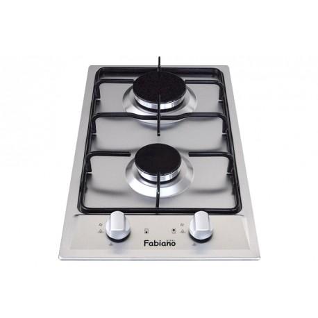 Варочная поверхность Fabiano FHG 13-2 Inox