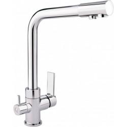 Смеситель кухонный Q-tap Form CRM 007F-2
