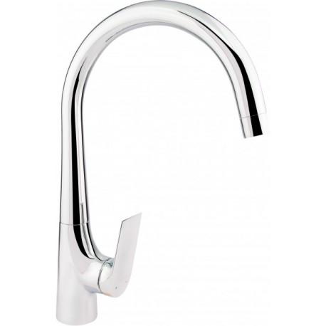 Смеситель кухонный Q-tap Elegance CRM 007