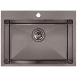 Кухонная мойка Imperial D5843BL PVD black