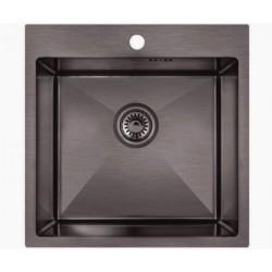 Кухонная мойка Imperial D5050BL PVD black