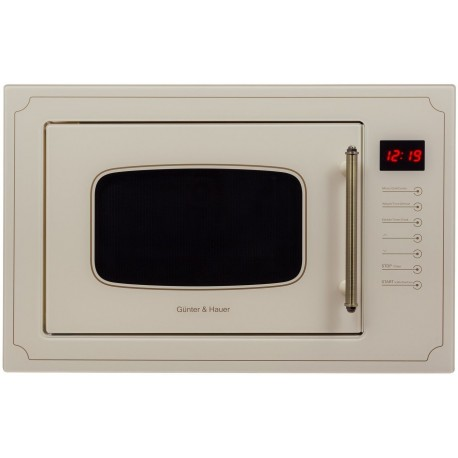 Встраиваемая микроволновая печь Gunter&Hauer EOK 25 IVR