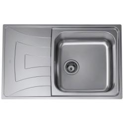 Кухонная мойка Teka UNIVERSO MAX 79 1B 1D