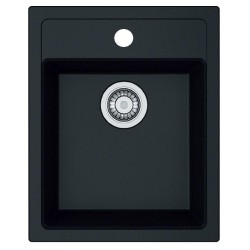 Кухонная мойка Franke Sirius SID 610-40 черный