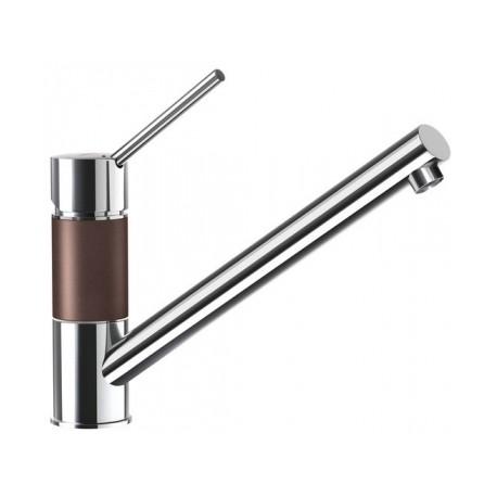 Смеситель кухонный SCHOCK SC50 Copper-09 (50300009) хром/медный