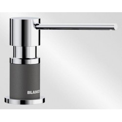 Дозатор Blanco Lato темная скала 525817