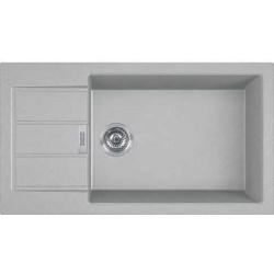 Кухонная мойка Franke S2D Slim 611-78 XL серый