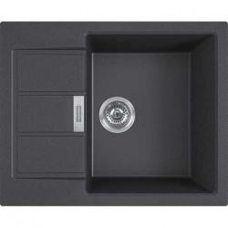 Кухонная мойка Franke S2D 611-62 черный