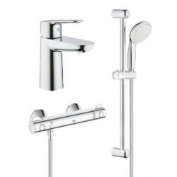 Набор смесителей для ванной Grohe 34105TS