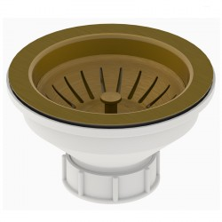 Вентиль с круглым переливом LB PLAST D670-PIR
