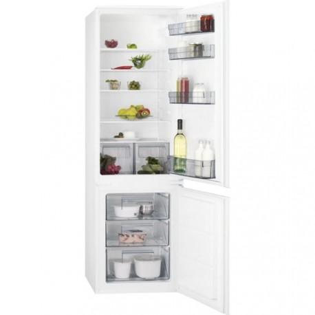 Встраиваемый холодильник AEG SCR418F3LS