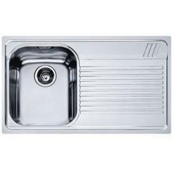 Кухонная мойка Franke ARMONIA AMT 611-86 микродекор, левостороняя