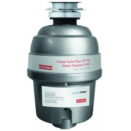 Измельчитель пищевых отходов FRANKE TURBO PLUS TP-75