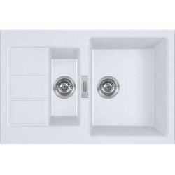 Кухонная мойка Franke S2D 651-78 белый