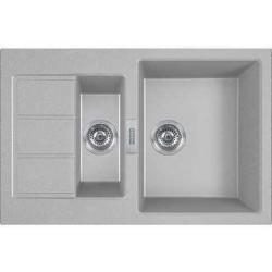 Кухонная мойка Franke S2D 651-78 серый