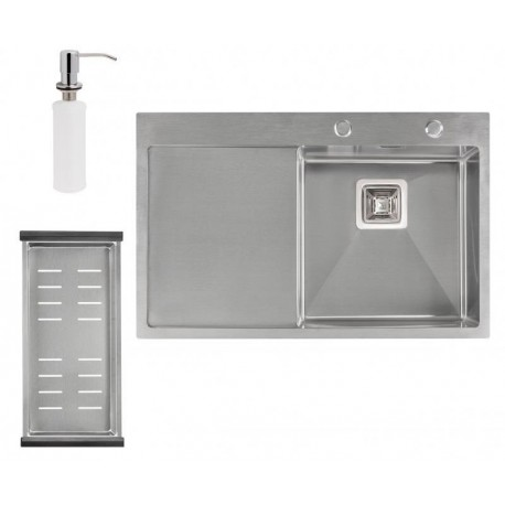 Кухонная мойка QT SET DK7850R