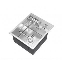 Кухонная мойка Germece/Platinum 50х50/220