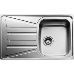 Кухонная мойка Teka Basico 79 1B 1D матовая