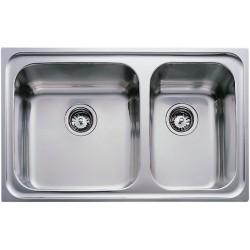 Кухонная мойка Teka CLASSIC 2B 80 микродекор