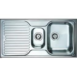 Кухонная мойка Teka Princess 1 1/2 B 1D микродекор