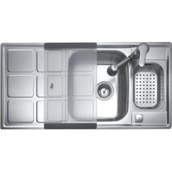 Кухонная мойка Teka Cuadro 60 B полированная