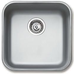 Кухонная мойка Teka BE 40.40 (18) полированная