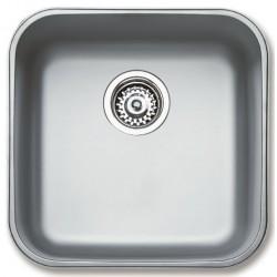 Кухонная мойка Teka BE 40.40 (25) полированная