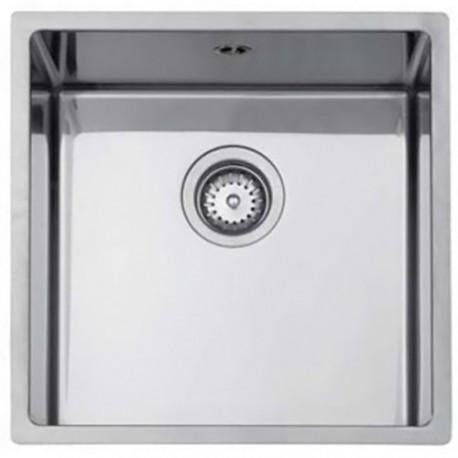 Кухонная мойка Teka BE Linea 40.40 R15 полированная