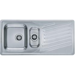 Кухонная мойка ALVEUS ELEGANT 100 полированная