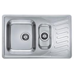 Кухонная мойка ALVEUS ELEGANT 110 полированная