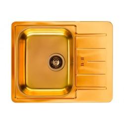 Кухонная мойка ALVEUS LINE 60 золото