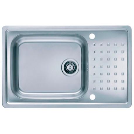 Кухонная мойка ALVEUS PRAKTIK 40 полированная