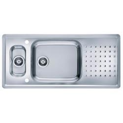 Кухонная мойка ALVEUS PRAKTIK 70 полированная