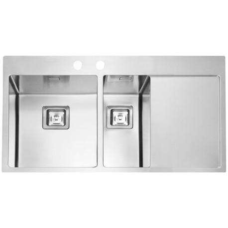Кухонная мойка ALVEUS Stylux 60 L